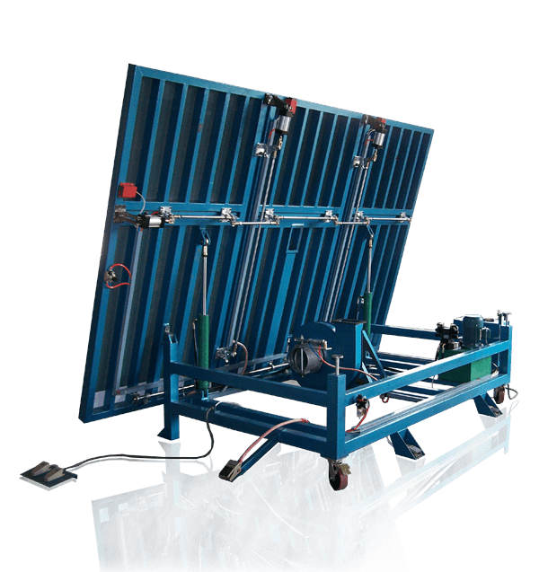 Glass Handling & Transfering Tables & Conveyors - Feature