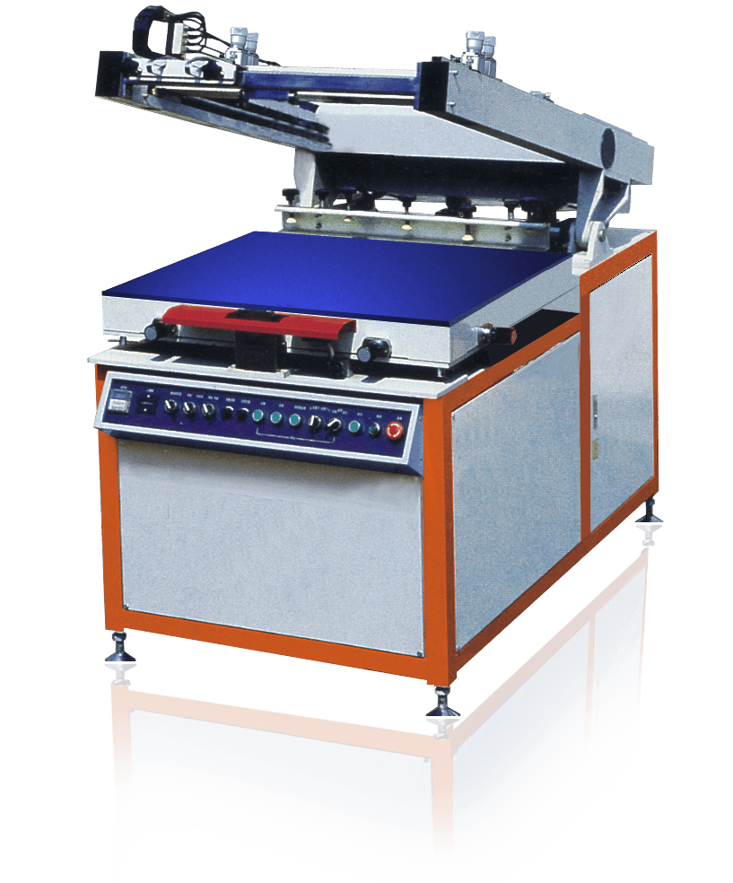 Glass Screen Printing Machines - Features - Semi-Automatic