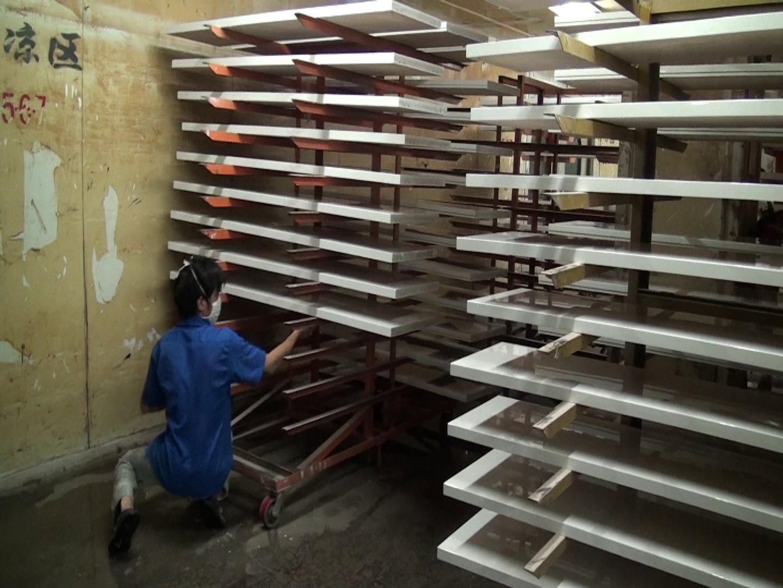 Gun Spray Glass Painting Machine Options Storage Rack
